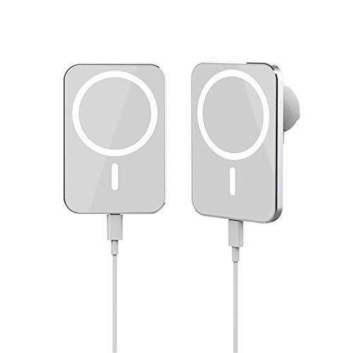 Cekell 15W con Supporto per caricabatteria da Auto Wireless Magnetico per iPhone 12/12 PRO Max Mini con Supporto per Telefono per Auto con Caricatore Wireless Magsafe a Ricarica Rapida