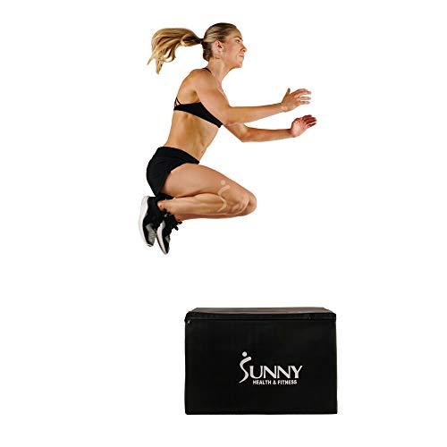 Sunny Health & Fitness Foam...