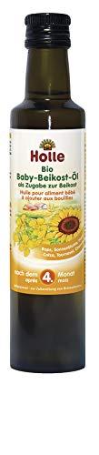 Holle Bio Bio Baby-Beikost-Öl (4 x 250 ml)