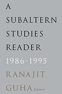 Best ranajit guha subaltern studies Reviews