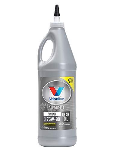 Valvoline SynPower SAE 75W-90 Full Synthetic Gear Oil 1 QT