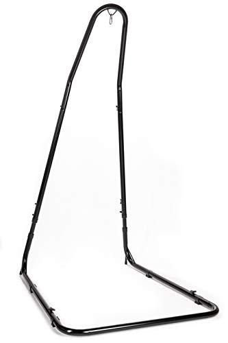 Ottia Hängesesselgestell, Ständer höhenverstellbar für Hängesessel Hängematte Hängestuhl und Innen und Aussen, Garten, Wohnung, Terrasse geeignet, Bis 240 cm Hoch und 120 kg Tragkraft