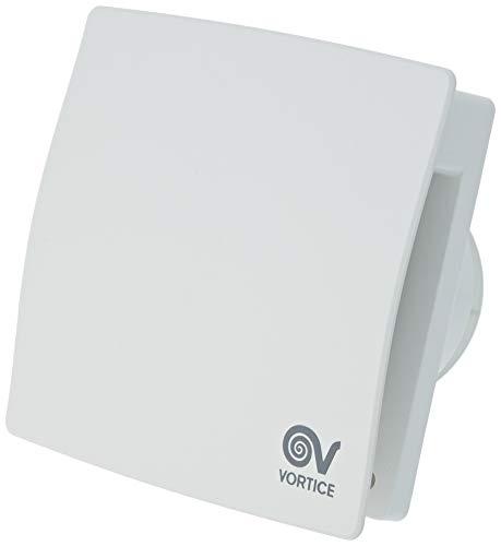 Vortice VOR0000011314 Aspiratore elico centrifugo Mex 100 4 LL 1S T, White