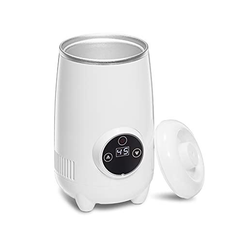 Mini Refrigerador Portátil, Máquina Eléctrica De Bebida Fría De Verano, Oficina En Casa Caliente Y Frío Hervidor De Electrodomésticos Dual De Doble Uso