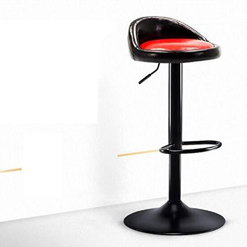 YUXINCAI massief hout thee hoge been eettafel kan worden gebruikt in de salon gewijd bar stoel Europese smeedijzeren krukje voet kapsel