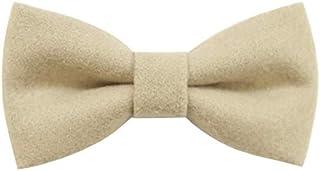 Udol Papillon Formale Handmade retrò Camicia Britannica Accessori Matrimonio Nozze degli Uomini Cravatta di Cravatta di La...