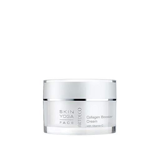 ARTDECO Collagen Booster Cream With Vitamin C, Anti-Aging Gesichtscreme für straffe Haut