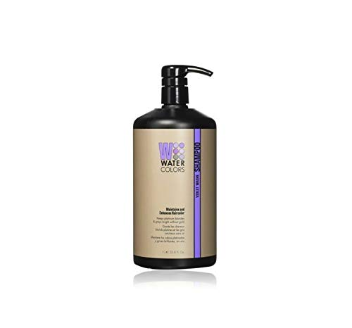 Watercolors Color Maintenance Shampoo Violet Washe 1L/ 33.8oz