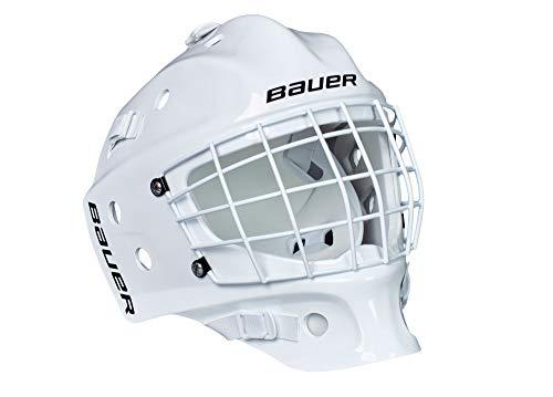 Bauer NME Street Goal Maske weiss junior