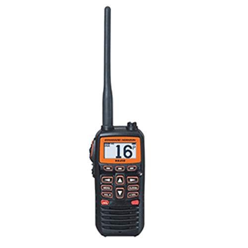 Standard Horizon HX210 Handheld VHF Radio,black