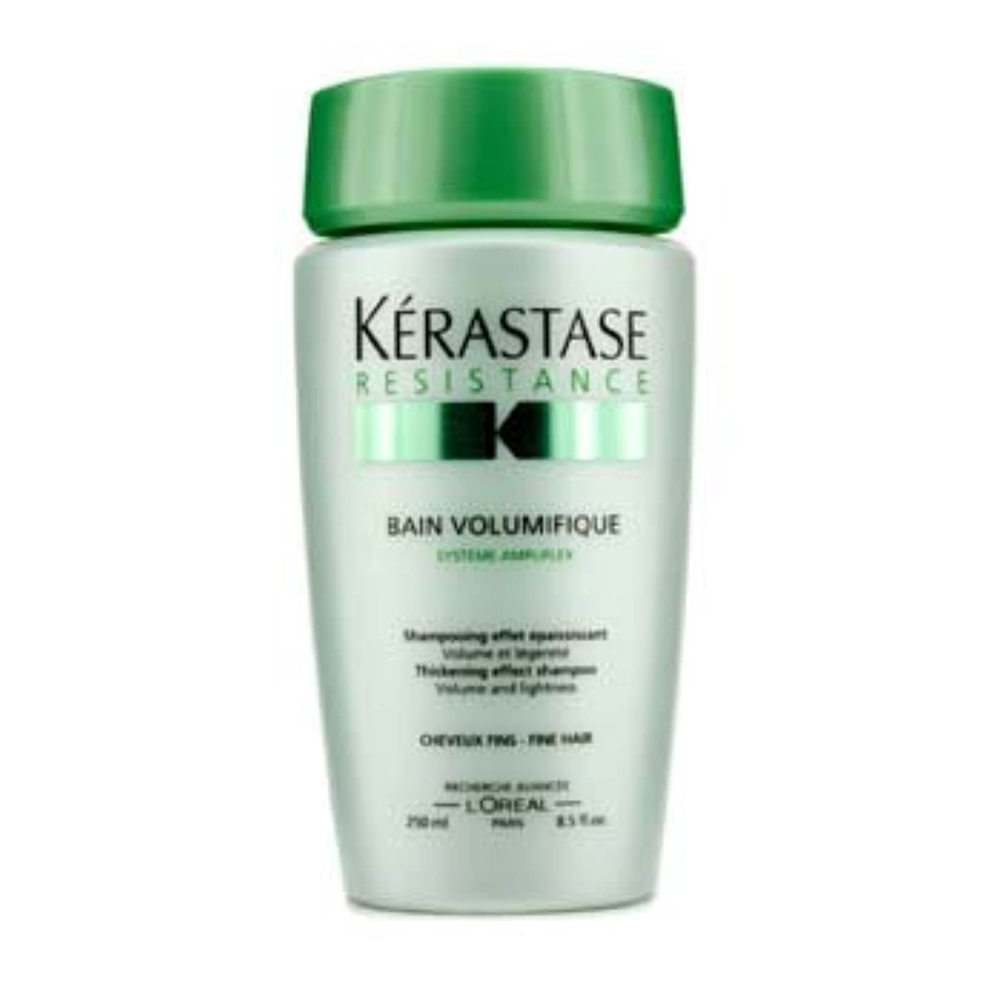主人南アメリカ背景[Kerastase] Resistance Bain Volumifique Thickening Effect Shampoo (For Fine Hair) 250ml/8.5oz