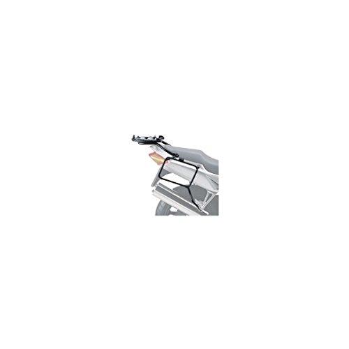 Seitenkoffer-Träger Stahlrohr schwarz XL 650 V Transalp Bj. 99-07