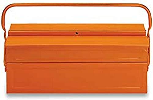 Beta C19 - Caja de herramientas (3 secciones, metal)