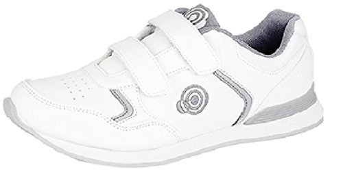 DEK LADY SKIPPER Womens Ladies Hook and Loop Bowling...