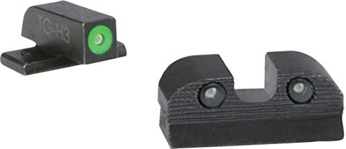 Sig Sauer (SOX10006) X-Ray Enhanced Visibility Sight Front Set, Green