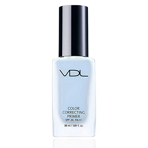 VDL(ブイディーエル) カラー コレクティング プライマー 03 ペール ブルー 30ml 国内正規品