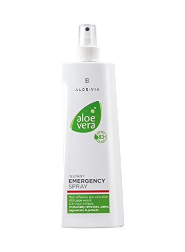 LR ALOE VIA Aloe Vera Schnelles Emergency Hautspray 400 ml