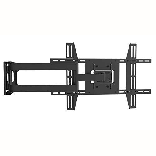 LH-RUG Soporte de Montaje en Pared inclinable para TV de Perfil bajo,para LED de 26 a 60 Pulgadas,televisores LCD de hasta VESA 400 x 400 mm y 110 LBS de Capacidad de Carga (55in,Black)
