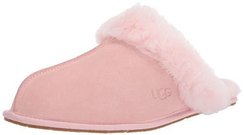UGG Female Scuffette II Slipper, Pink Cloud, 4 (UK)