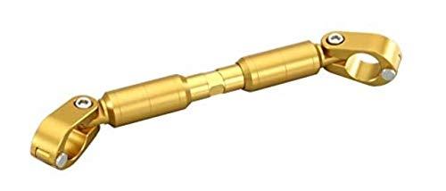 キタコ(KITACO) ハンドルブレース グロム(GROM)/マジェスティS/フォルツァSI等 ゴールド 619-9002910