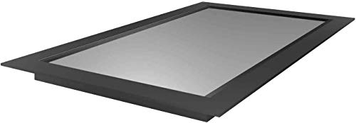 Panoroof Toughened+ Triple-Glazed Skylight Flat Roof Lantern Rooflight, Self-Cleaning Glass, Various Sizes (1000mm x 1200mm)