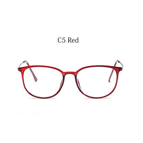 Frauen Sonnenbrillen Brillen,Vintage Brillengestelle Cat Eye Brillengestelle Für Frauen Klare Linse Designer Marke Brillengestell Für Damen Optische Nerd-Sonnenbrille Für Outdoor-Sportarten, Fahren