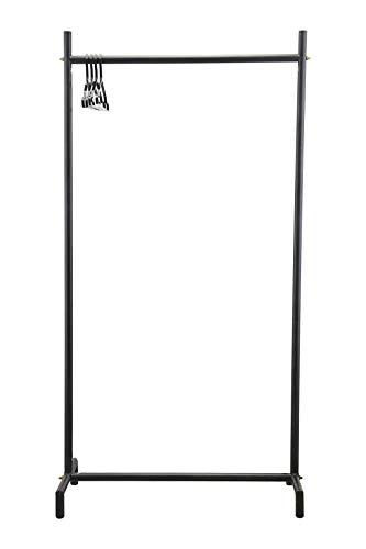 House Doctor Garderobe Marak, schwarz, 90 x 45 cm