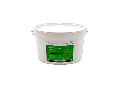 Flächenabdichtung gegen drückendes Wasser – FlächenElast® Typ S   MS Polymer, 7 kg, grau, einkomponentig, streichbar