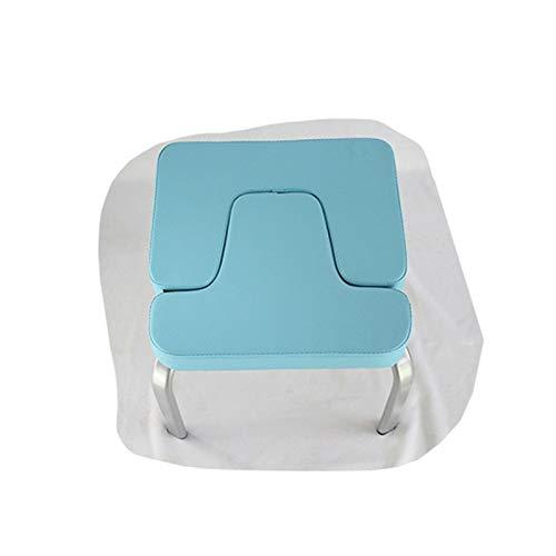 Equipo de inversión para silla de yoga, aleación de acero inoxidable, equipo de inversión anti gravedad, máquina de entrenamiento de construcción 1.18 (color: azul ácido)