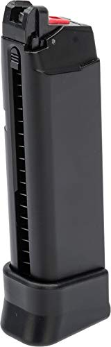 Evike EMG Extended Magazine for BLU Compact & Glock 19 Series Gas Airsoft Pistols (Model: CO2)