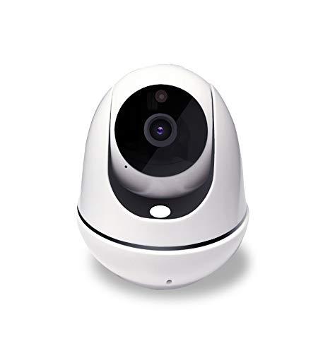 TLMYDD Cámara Inalámbrica Doméstica, Cámara De Vigilancia Doméstica, Cámara WiFi con Monitor De Red Cámara de Seguridad