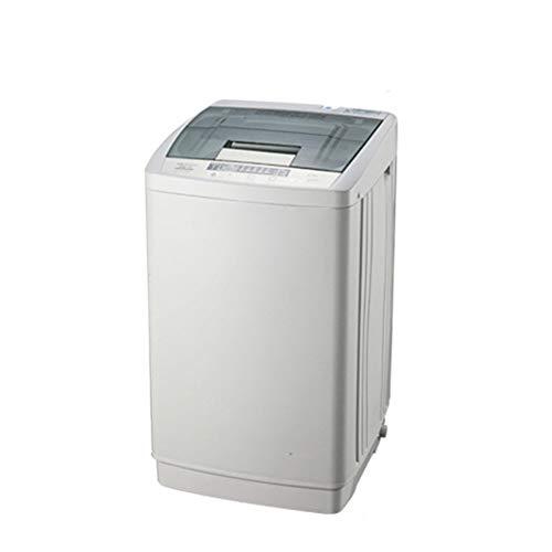 Vrijstaande wasmachine, Energiezuinige motor, Slim aanraakscherm, Anti-spat automatische rol, Multifunctionele led-display Vrijstaande nominale belasting,6.5kg