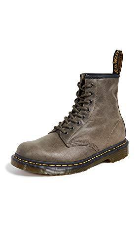 Dr. Martens 1460 Dusky Olive Unisex Stiefel Boots grün 24540305, Schuhgröße:48 EU