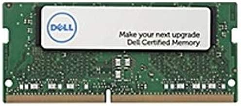 Dell 8GB DDR4 SDRAM Memory Module - 8 GB - DDR4 SDRAM - 2400 MHz DDR4-2400/PC4-19200 - 1.20 V - Non-ECC - Unbuffered - 260-pin - SoDIMM (Renewed)