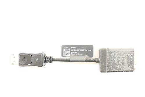 Dell Display Port to VGA Adapter - Adapter - Digital/Display/Video