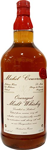 Michel Couvreur'Overaged Malt Whisky' 12 años - 1500 ml