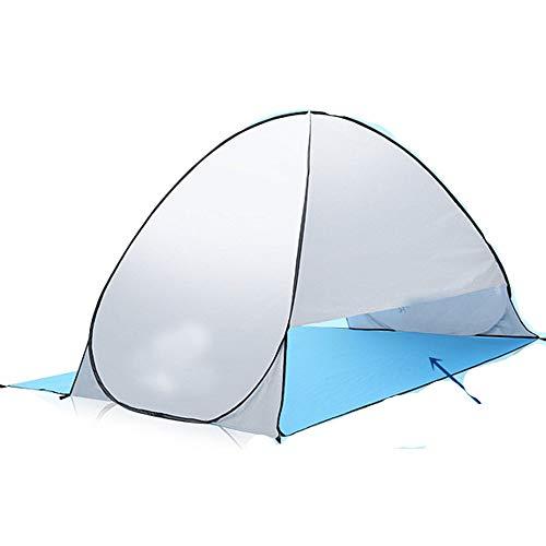 Strand Tent Outdoor Automatische Snelheid Open Vouwen Dubbele Vissen Reizen Camping Tent Outdoor Uitrusting outdoor rugzak waterdicht