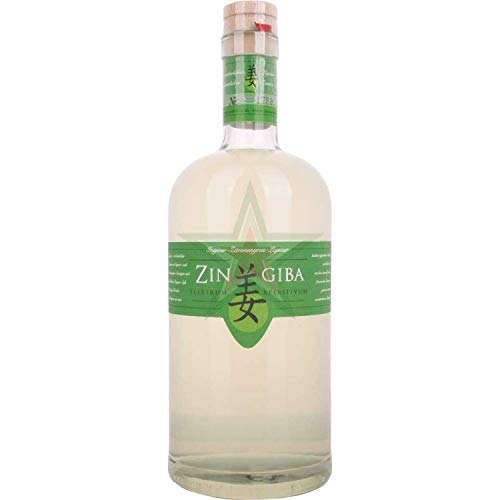 Zingiba - Ekixirum Aperitivum Ingwer-Zitronengras- Likör 20% vol alc. (1x1,0l)