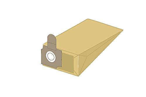 Kallefornia K336–10bolsas para aspiradoras Kärcher CV 30/1Alfombra Aspiradora vertical