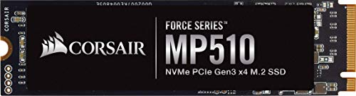 Corsair Force Series MP510 960 GB NVMe PCIe Gen3 x4 M.2 SSD