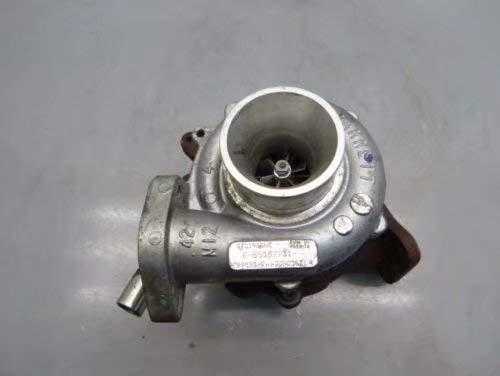 BOLV Turbolader 1.7 CDTi 55567731 789533-5001S A17DTS