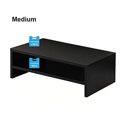 Monitor Stand Tafelblad Scherm Riser, Voor PC Computer/Notebook/Projector/Kleine TV Stand Desktop Storage Organizer Stand Home Office Bespaar ruimte Groot
