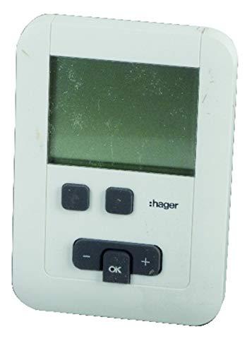 Hager - Thermostat à piles - HAGER : EK570