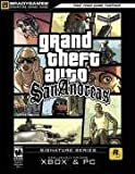 Grand Theft Auto - San Andreas? Official Strategy Guide (XBOX and PC)