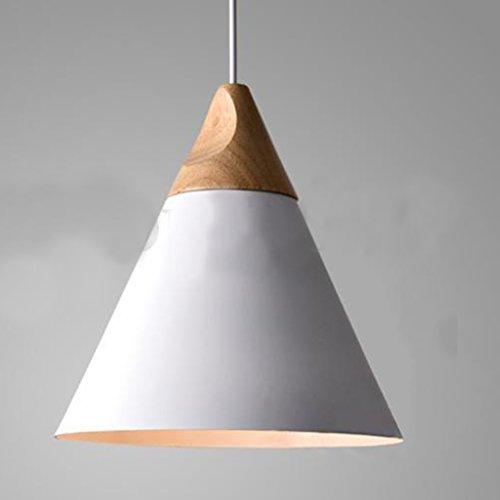 B Blesiya - Pantalla para lámpara de Techo (60 W, E27)