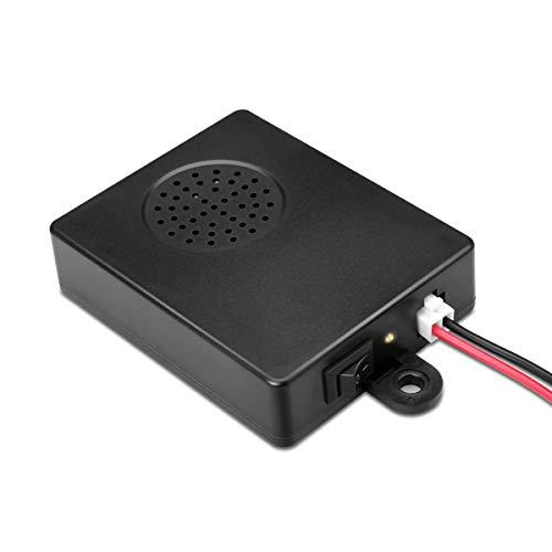 Navaris Repelente de roedores para el Coche - Ahuyentador con ultrasonidos para martas Ratones Ratas - Disuasor electrónico de Alta frecuencia