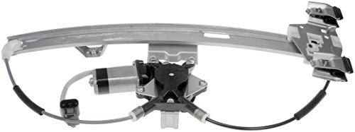Dorman 748-267 Rear Passenger Side Power Window Motor and Regulator Assembly for Select Pontiac Models (OE FIX)