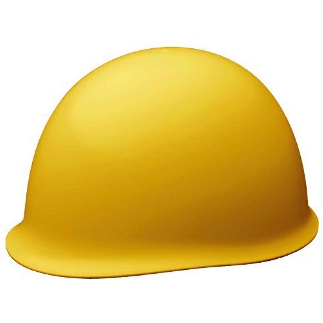 本を読む蓮思い出すミドリ安全 ヘルメット 一般作業用 電気作業用 SCMB RA KP付 イエロー