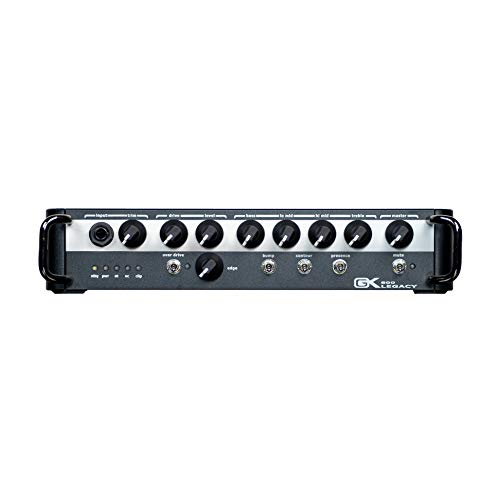 Why Choose Gallien-Krueger Legacy 800-800-Watt Ultra Light Bass Head