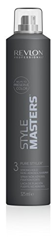 REVLON PROFESSIONAL Pure Styler Spray Fixation Forte Non Aérosol